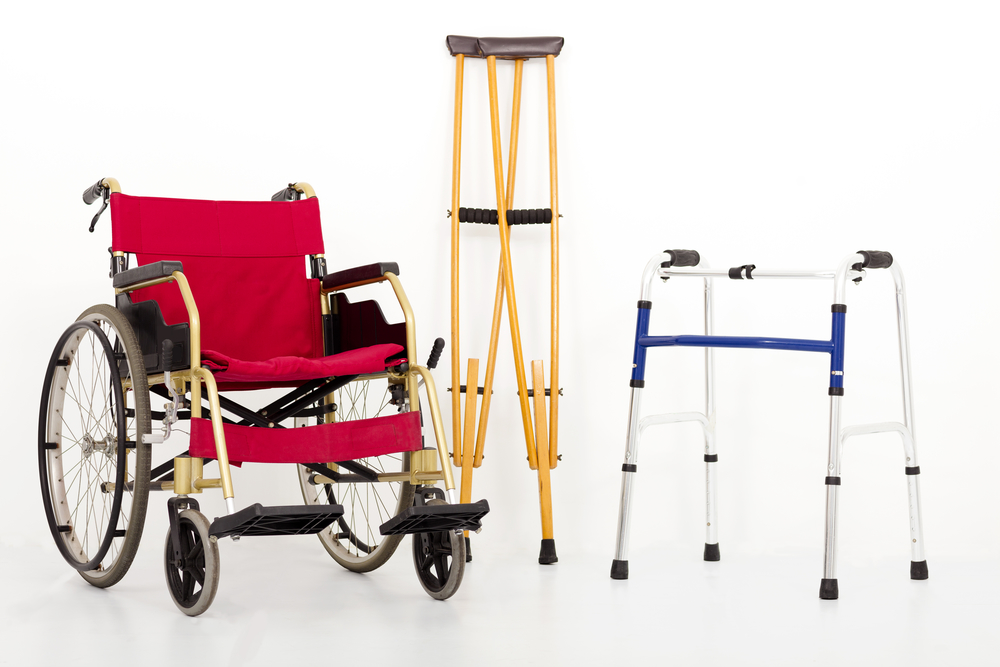 Choosing bariatric mobility aids for larger patients western stair