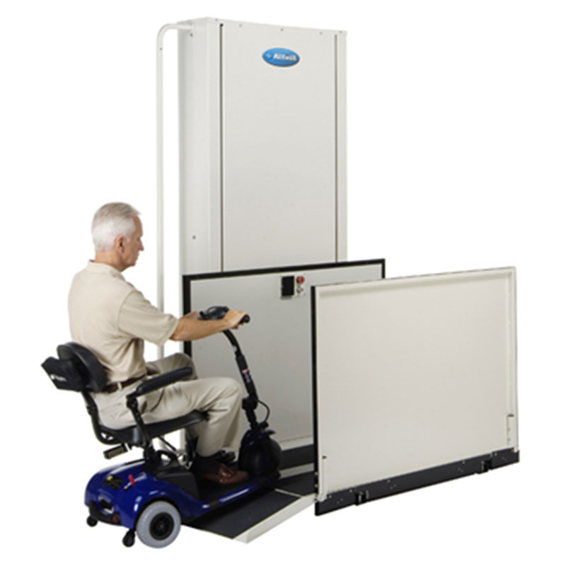 Vertical Lifts | Western Stairlifts
