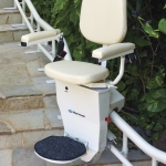 CSL500 Helix Curved Stair Lift 001
