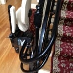 CSL500 Helix Curved Stair Lift 003