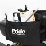 Arm Mount Saddlebag (Large)