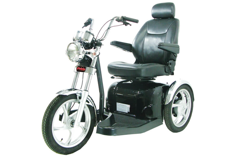 Cool Mobility Scooter - Western Stair Lifts
