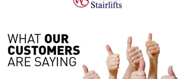 What the Western Stairlifts customers are saying