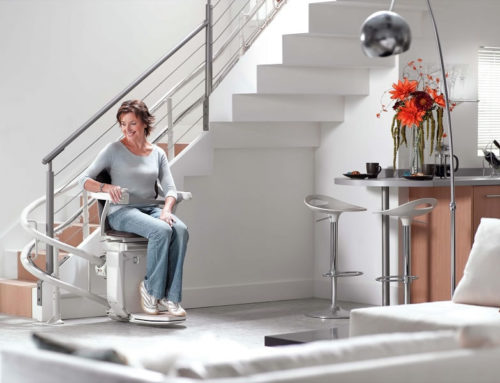 Curved Staircase? Our Stair Lifts Can!