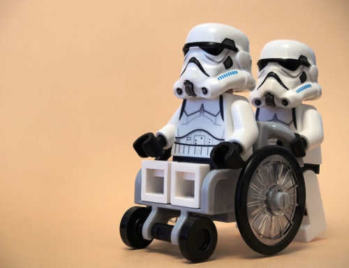 May wheelchair accessibility be with you!