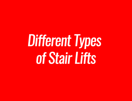 The Different Types of Stair Lifts