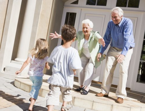 How to Prepare When Your Senior Loved One Moves In